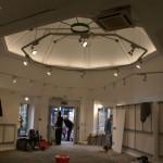 Custom Lighting Installation